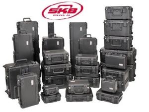 SKB veekindlad kohvrid